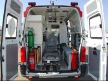 Encomenda Ambulância de suporte avançado de vida ou UTI (Tipo D)