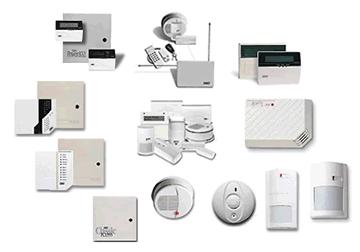 Encomenda Instalacao e manutencao de alarmes