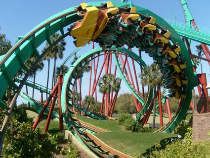 Encomenda Pacote - Busch Gardens Shuttle Express