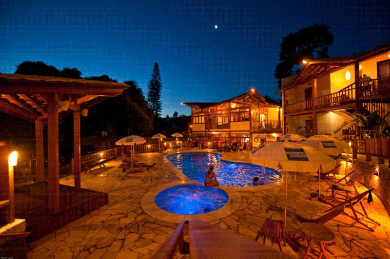 Encomenda Pacote - Hotel Pousada Praia do Portinho