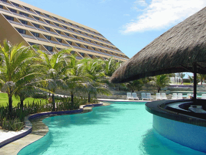 Encomenda Pacote - Pestana Natal Beach Resort