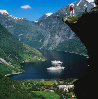 Encomenda Pacote - Escandinávia Dourada e fiordes noruegueses