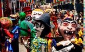Encomenda Pacote - Carnaval em São Luís com Lencóis Maranhenses