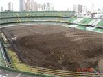 Encomenda Reforma do gramado do estádio