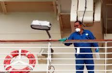 Encomenda Desinfecção ambiental de navios