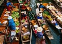 Encomenda Pacote - Bangkok e maravilhas de Indochina