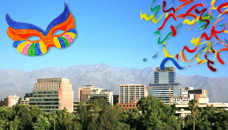 Encomenda Pacote - Carnaval em Santiago
