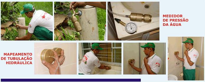 Encomenda Servicos de hidraulica