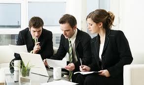 Encomenda Reestruturação de empresas