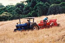 Encomenda Atividades rurais