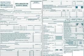 Encomenda Declaracao de imposto de renda