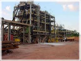 Encomenda Mineracao e metalurgia