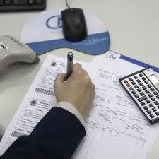 Encomenda Apuracao de impostos
