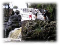 Passeio à Cachoeira do Tio França