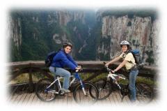 Passeio de Bike no Cânion Malacara
