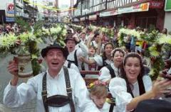 Blumenau - Passeio compras e histórico