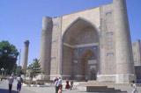 Rota da seda: Uzbequistao