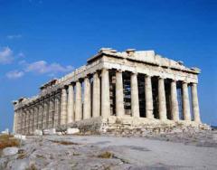 Atenas e os vestígios de um passado glorioso