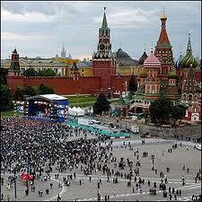 Pacote - Moscou / São Petersburgo