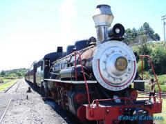 Ferrovia do Vinho - Bento Gonçalves