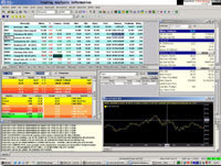 Services of share brokers, brokers - dealers in a