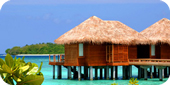 Maldivas - (Primeira Sup) - Sheraton Full Moon