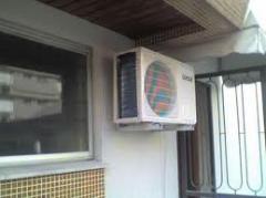 Projeto e Instalação de condicionadores