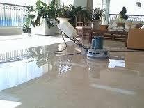 Limpeza de pisos em geral
