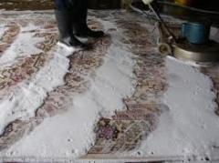 Limpeza de tapetes, carpete
