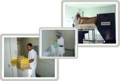 Higienização e assepsia hospitalar