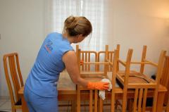 Limpeza pratico
