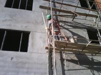Reboco de fachada