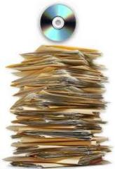 Storage of documents of the enterprises