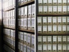 Organização do Arquivo Inativo