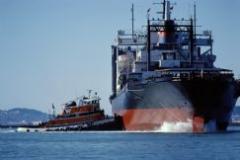 Importação através de navios