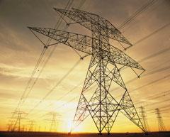 Energia elétrica.