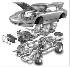 Mecânica de automóveis em geral.