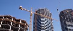 Serviços de construção dos edifícios
