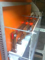Instalações elétricas.