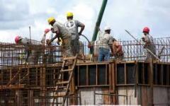Construção civil.