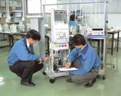 Importação e vendas de equipamentos