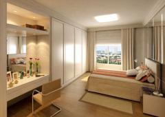 Apartamentos de 135 m² a 161 m²