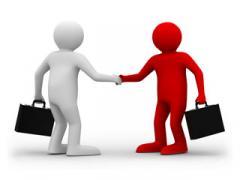 Identificação de parceiros internacionais