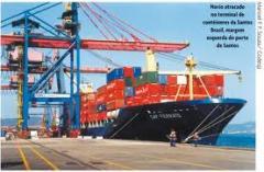 Terceirização da exportação.
