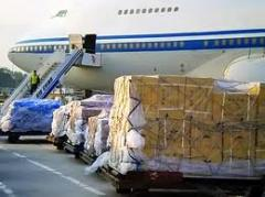 Transportes aéreos das cargas