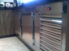 Conservação de produtos nas instalações de refrigeração