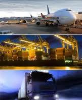 Transportes de cargas internacionais