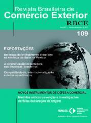 Revista Brasileira de Comércio Exterior