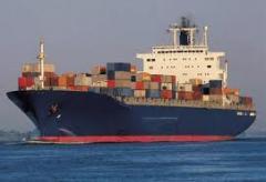Transporte Marítimo Exportação