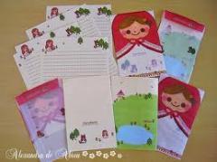Envelopes e Papéis